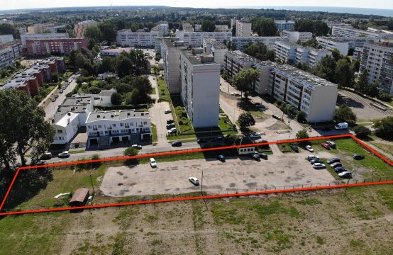 Sell land for private or commercial construction in Liepaja